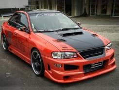 Бампер. Subaru Impreza WRX STI, GC8. Под заказ