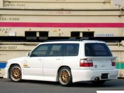 Subaru Forester SF5 Liberal Задний бампер. Отправка.