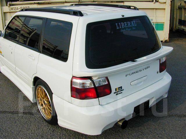 Бампер. Subaru Forester, SF5