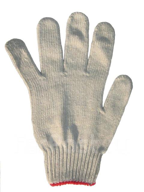 Перчатки хлопчатобумажные.