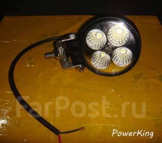 Фары светодиодные (2 шт. ) для дополнительного света.