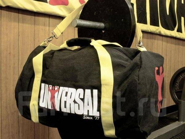 d65ce37e5bda Спортивная сумка от Universal Nutrition - Другое во Владивостоке