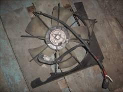 Вентилятор радиатора кондиционера. Toyota Camry, ACV30