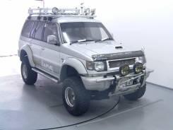 Расширитель крыла. Mitsubishi Pajero