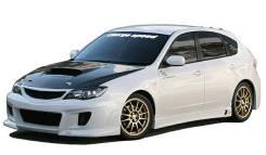 Обвес кузова аэродинамический. Subaru Impreza, GH7, GH8, GH6, GH3, GH2, GH
