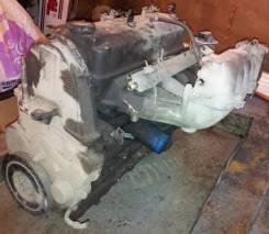 Корпус термостата. Honda Accord Двигатель F20B
