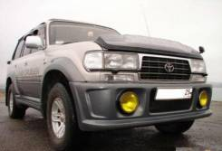 Бампер. Toyota Land Cruiser