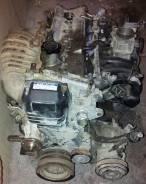 Защита выпускного коллектора. Toyota Mark II Двигатель 1GFE