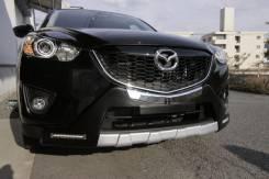 Накладка на бампер. Mazda CX-5