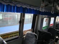 Ваша реклама внутри салона автобуса? Акция печать-макет Бесплатно!