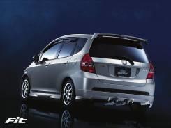 Honda Fit GD1, GD2 02-07 Задний бампер. Отправка