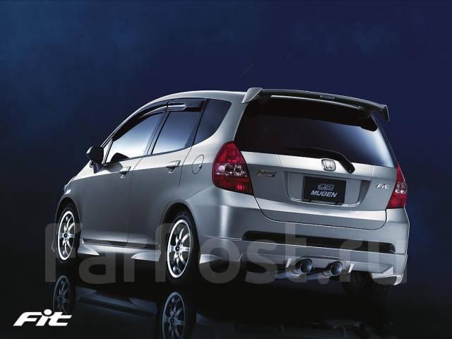 Бампер. Honda Fit, GD2, GD1