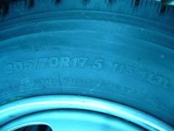 Bridgestone. Зимние, без шипов, 2011 год, износ: 10%, 6 шт. Под заказ