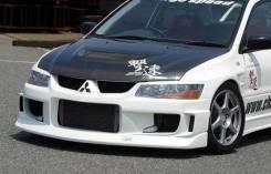 Бампер. Mitsubishi