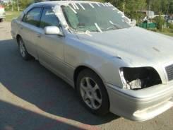 Порог пластиковый. Toyota Crown, JZS175