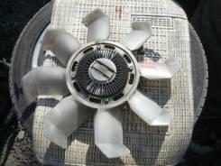 Вискомуфта. Mitsubishi Pajero, V25W Двигатель 6G74