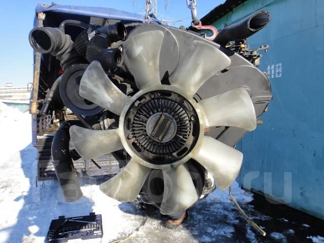 Контрактный б/у двигатель MMC 4D56-T Turbo