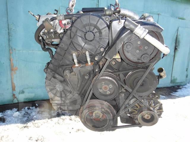 Контрактный б/у двигатель Isuzu 4EE1-T Opel X17DT