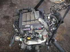 Контрактный б/у двигатель Toyota 1ND-TV