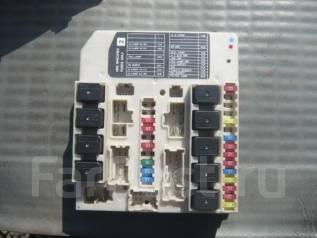 Блок предохранителей. Nissan Wingroad, NY12 Двигатель HR15DE