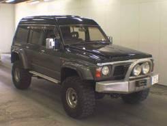 Продам автомобиль по запчастям Ниссан Сафари' 90 -' 95г., двc TD-42
