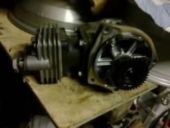 Компрессор кондиционера. Isuzu Forward Двигатель 4HK1