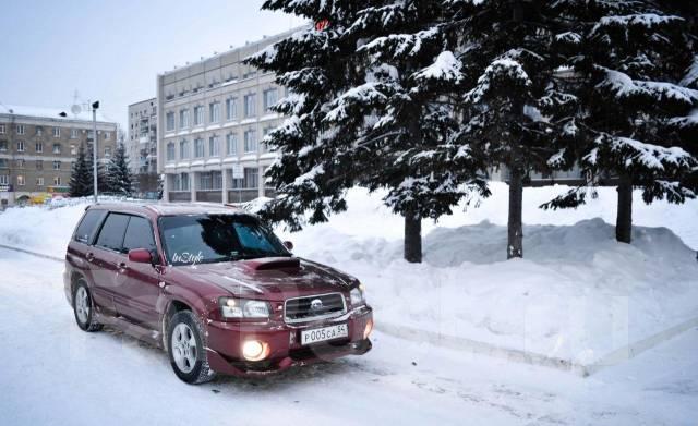 Накладка на порог. Subaru Forester, SG, SG5, SG6, SG69, SG9, SG9L