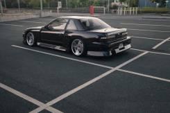 Бампер. Nissan Silvia, S13