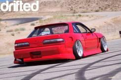 Порог пластиковый. Nissan Silvia, S13