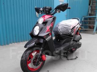 Yamaha BWS. 125 куб. см., исправен, птс, без пробега