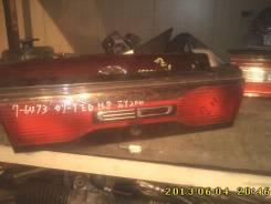 Вставка багажника. Toyota Carina ED, ST200