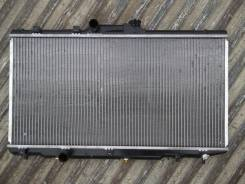 Радиатор охлаждения двигателя. Toyota Corolla, AE110 Двигатели: 4A, 4AC, 4AELU, 4AF, 4AFE, 4AGE, 4AGEC, 4AGEL, 4AGELC, 4AGELU, 4AL, 4ALC, 5AF, 5AFE, 5...