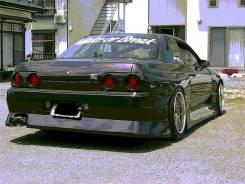 Бампер. Nissan Skyline, BNR34, BNR32