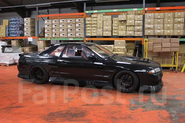Обвес кузова аэродинамический. Nissan Skyline, DR30, ER32, YHR32, FR32, ECR32, BNR34, HR32, HCR32, HNR32, BNR32