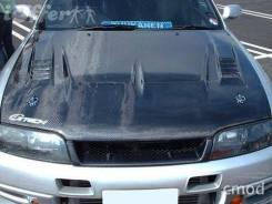 Решетка радиатора. Nissan Skyline, ENR33, ER33, ECR33, BCNR33, HR33