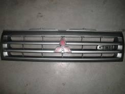 Решетка радиатора. Mitsubishi Pajero iO, H76W