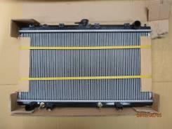 Радиатор охлаждения двигателя. Nissan Primera, P11, FHP11 Nissan Bluebird, EU14 Двигатели: SR20DEL, SR18DI, SR20DI, SR18DE, SR20VE, SR20DE, SR20D, SR2...