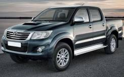 Подножка. Toyota Hilux Pick Up