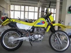 Suzuki DR 200SE. 200 куб. см., исправен, птс, без пробега