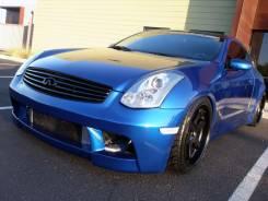 Бампер. Nissan Skyline, V35 Infiniti G35