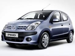 Тормозная система. Nissan Pixo