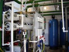 Установки и станции очистки воды, насосное оборудование