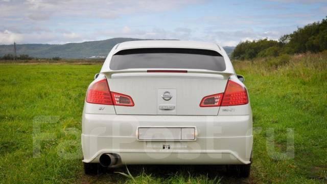 Губа. Nissan Skyline, V35 Infiniti G35