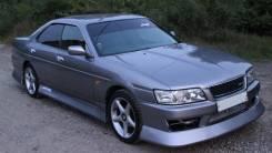 Обвес кузова аэродинамический. Nissan Laurel, GC35, GNC35, HC35, SC35, GCC35