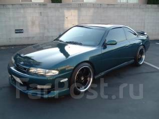 Бампер. Nissan 240SX Nissan Silvia, S14