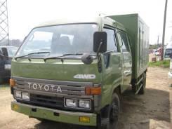 Toyota Dyna. Toyota dyna, 3 600 куб. см., 3 000 кг.