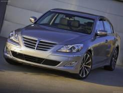 Тормозная система. Hyundai Genesis