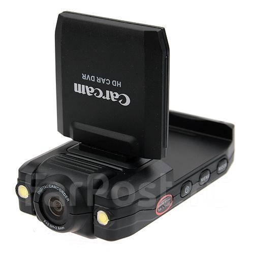 Cubot GS8000Pro Car DVR 1080P Full HD GPS Motion Detection Night Visio