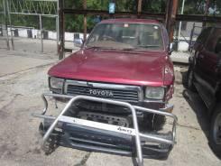 Подушка двигателя. Toyota Hilux Surf, LN130G Двигатель 2LTE