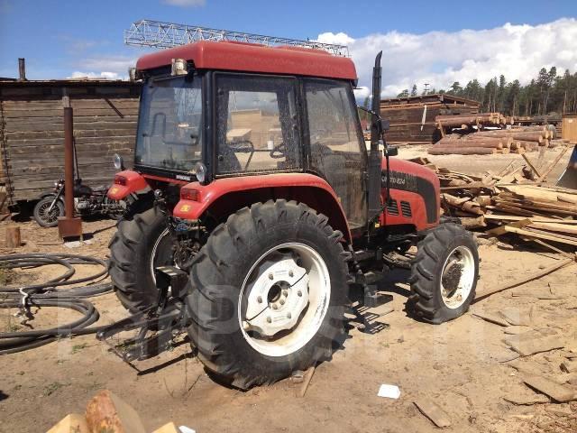 Трактор FOTON LOVOL TD 824. Цена, характеристики, отзывы.